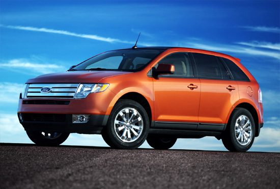 Ford Edge SEL Plus AWD