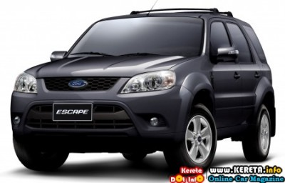 Ford Escape 2.3 i 16V 4WD AT