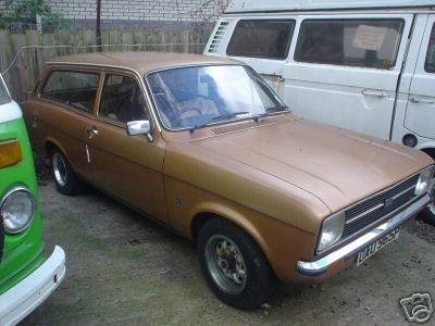 Ford Escort 1.3 GL