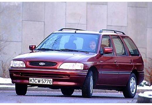 Ford Escort 1.8 D Clipper
