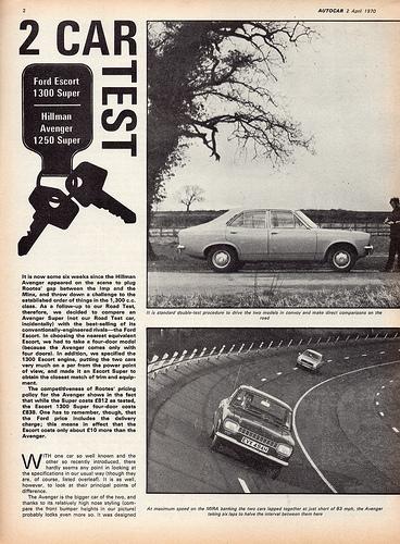 Ford Escort 1300 Estate