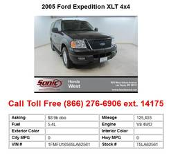 Ford Expedition 4.6 i V8 16V XLT