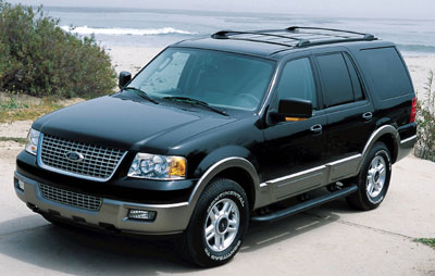 Ford Expedition 5.4 V8 4WD