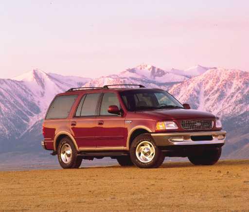 Ford Expedition Eddie Bauer 4x4