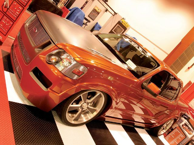 Ford Explorer Sport Trac XLT