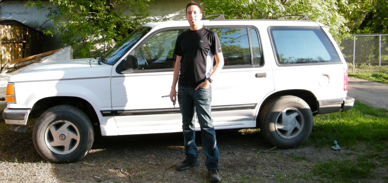 Ford Explorer XLT 4.0L