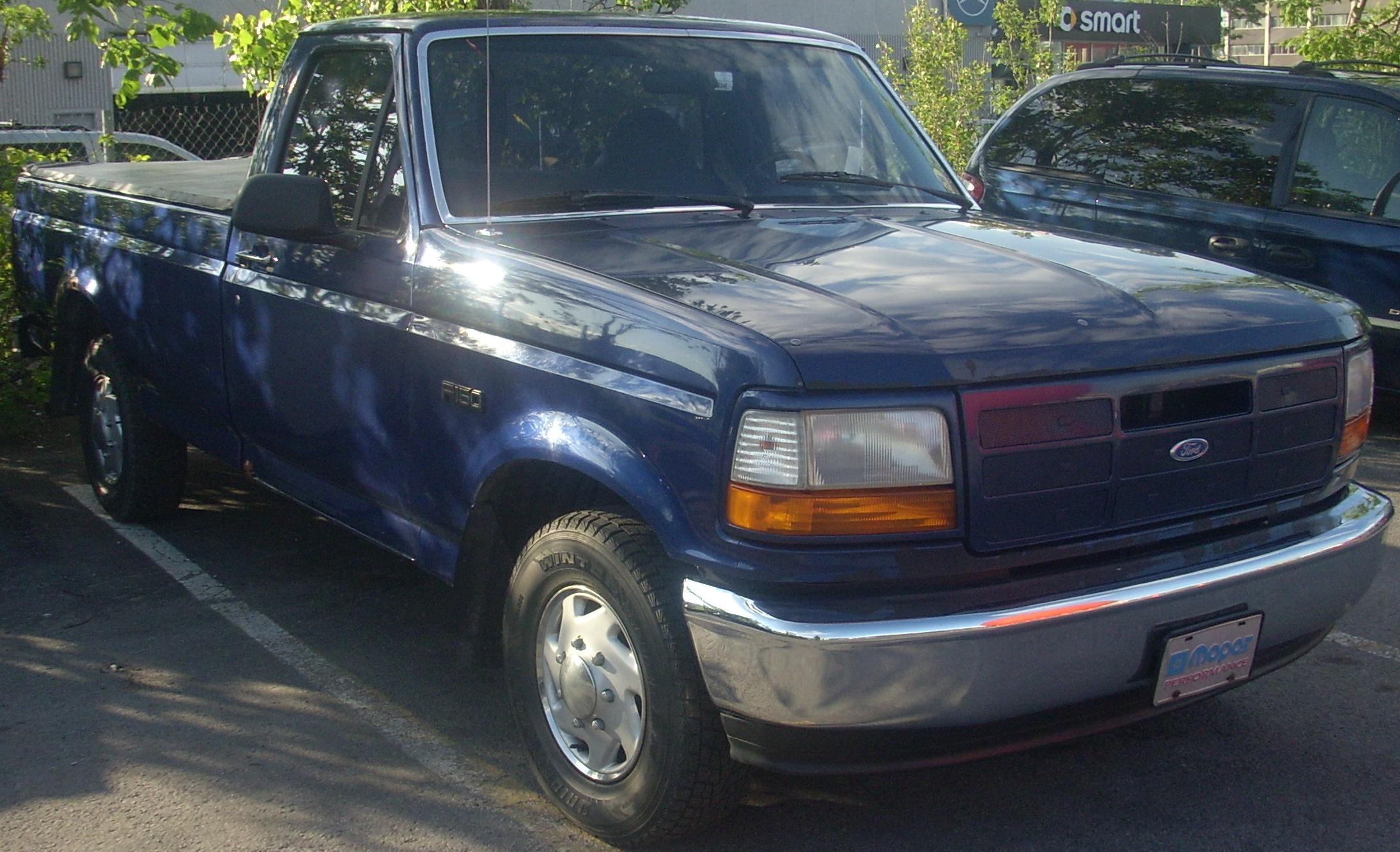 Ford F-150 Regular Cab