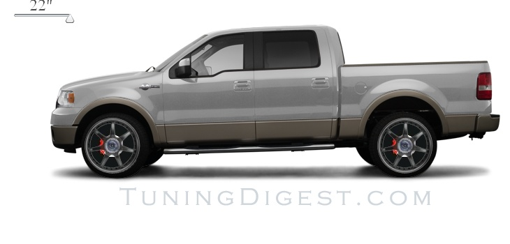 Ford F-150 Series Lariat