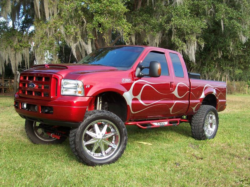 Ford F-350 SD SuperCab 4x4