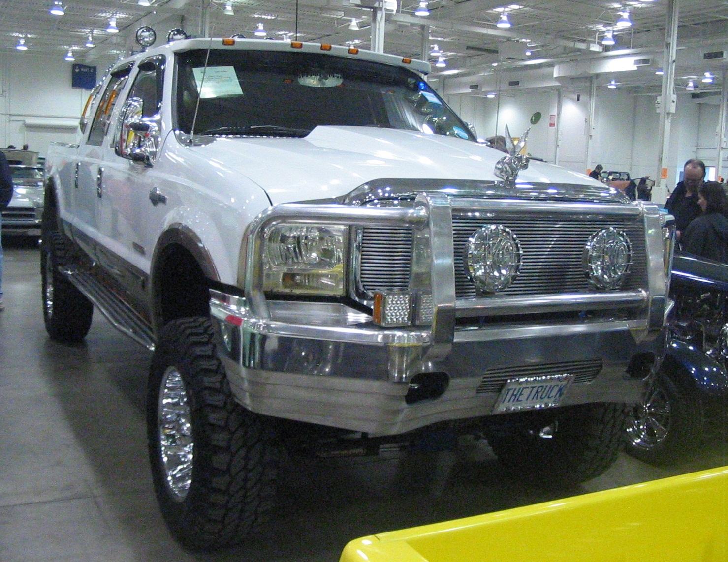 Ford F Super Duty
