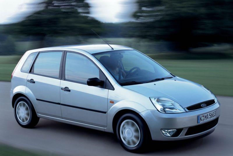 Ford Fiesta 1.6 Diesel