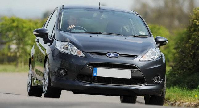Ford Fiesta 1.6 S