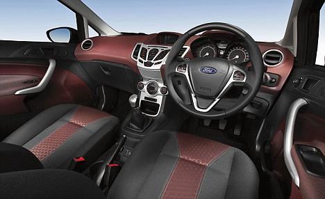 Ford Fiesta 1.6i Zetec Sport