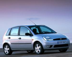 Ford Fiesta 1.6TDCi Ambiente