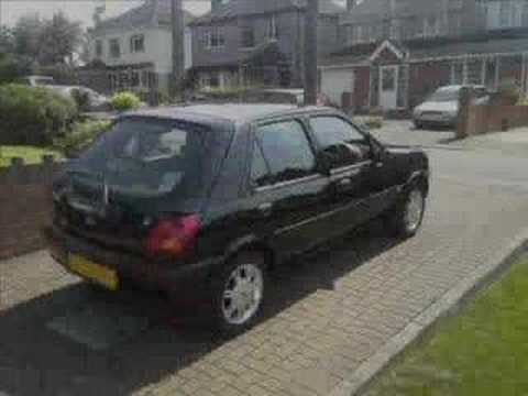 Ford Fiesta 1.3 MT