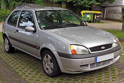 Ford Fiesta 1.4 i 16V