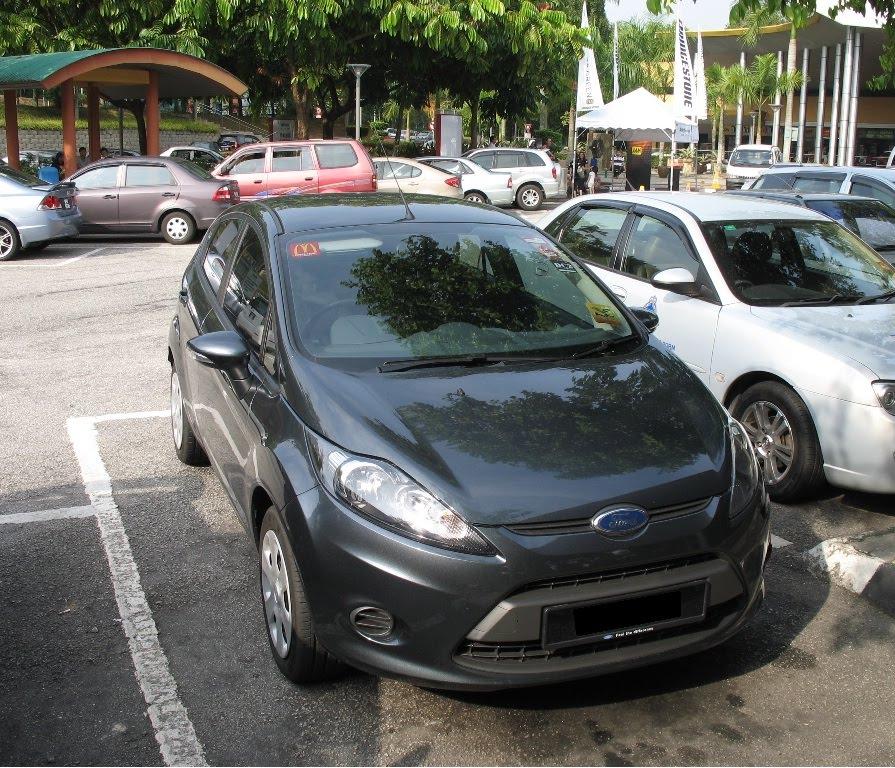 Ford Fiesta 1.4 MT
