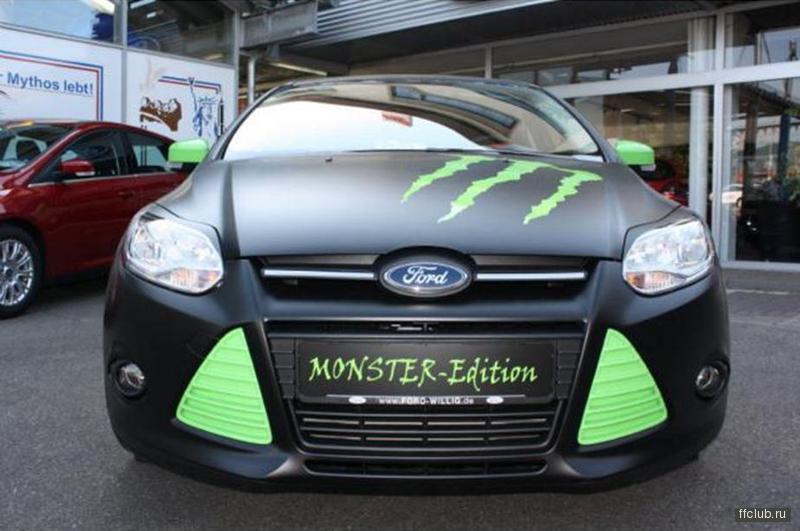 Ford Focus 1.6 16V Trend