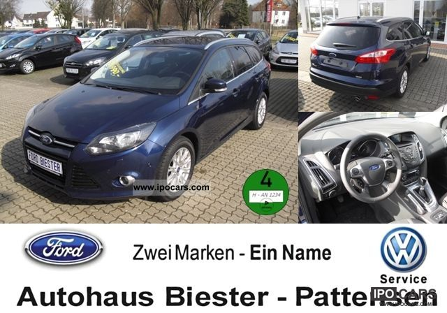 Ford Focus 1.6 Econetic