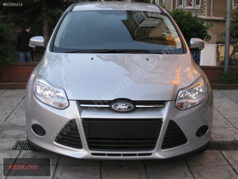 Ford Focus 1.6 Trend Sedan