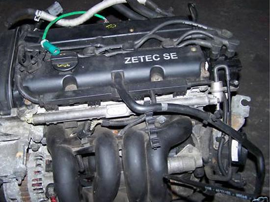 Ford Focus 1.6 Zetec SE Estate