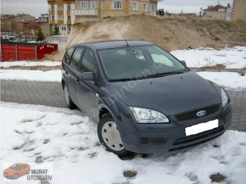 Ford Focus 1.8 TDCi Ambiente
