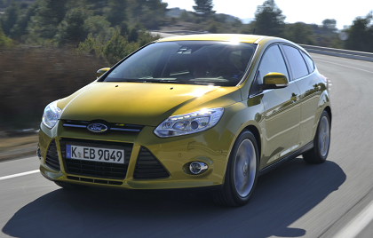 Ford Focus 1.6 125hp AT Trend