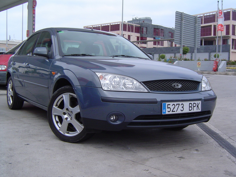 Ford Focus 1.6 125hp MT Trend
