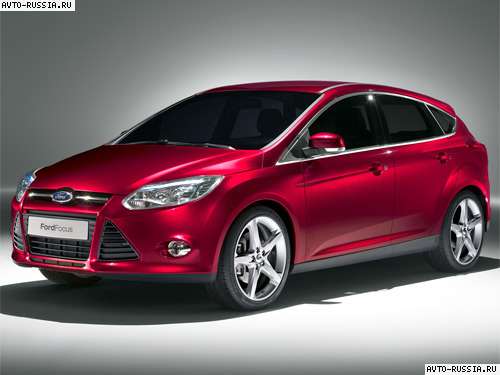 Ford Focus 1.6 85hp MT Ambiente