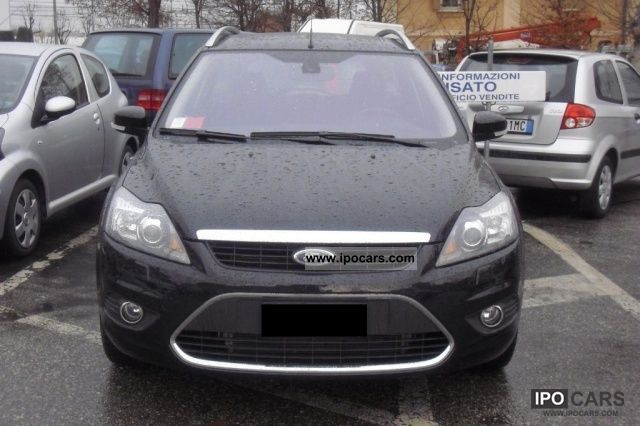 Ford Focus 2.0 CNG