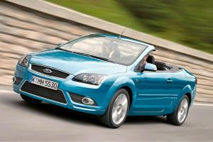 Ford Focus 2.0 Coupe Cabriolet