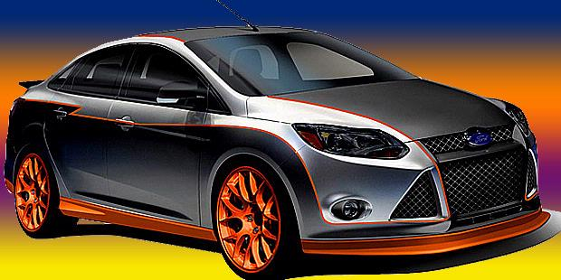 Ford Focus 2.0 Si Hatch