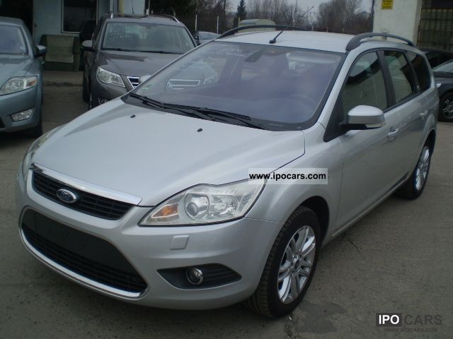 Ford Focus 2.0 TDCi Turnier