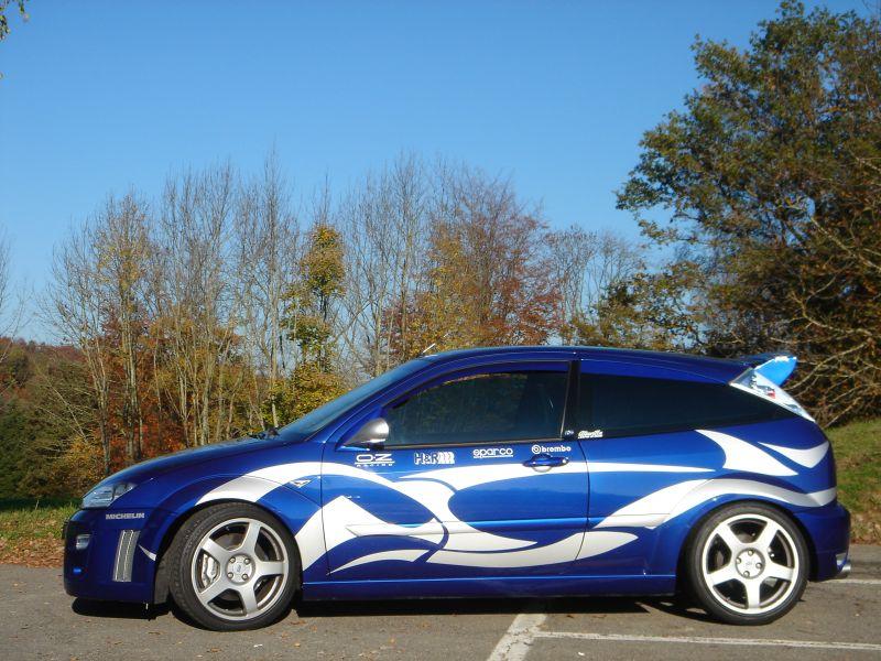 Ford Focus 2.0 MT