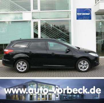 Ford Focus Turnier 1.6 Ti-VCT Trend