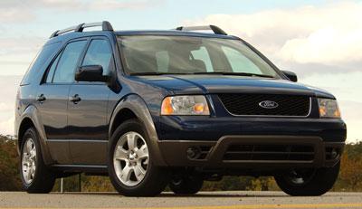 Ford Freestyle 3.0 V6 24V