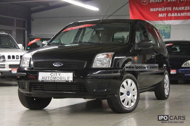 Ford Fusion Ambiente