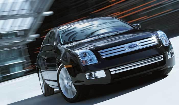 Ford Fusion V6 SEL AWD