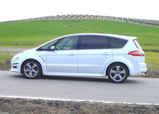 Ford Galaxy 2.0 TDCi 163hp AT