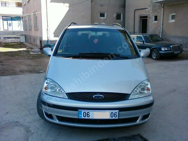 Ford Galaxy TDI Ambiente