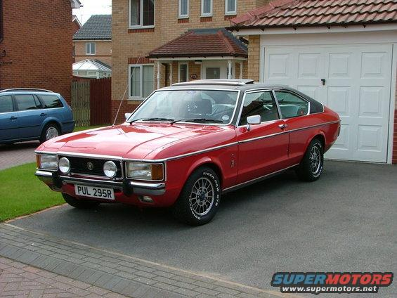 Ford Granada 2.0 MK III