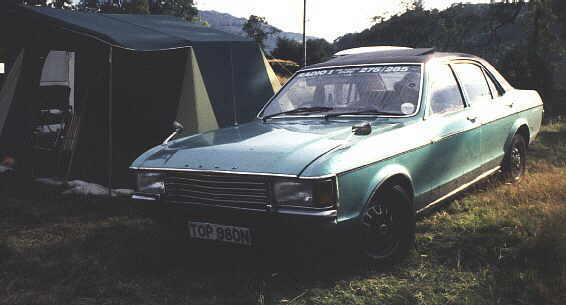 Ford Granada 2.0i Estate