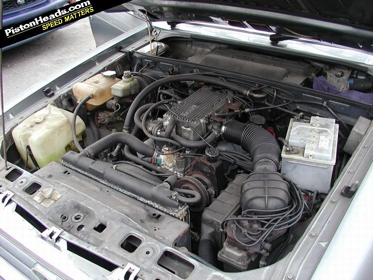 Ford Granada 2.8 i