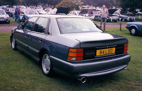 Ford Granada Scorpio Cosworth