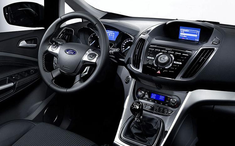 Ford Grand C-Max 1.6 MT Trend