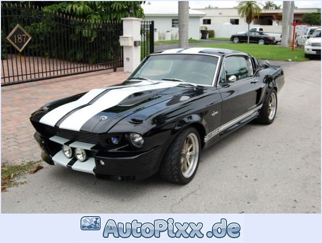 Ford GT 500