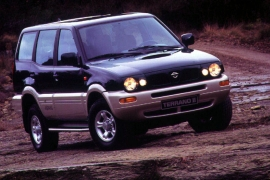 Ford Maverick 2.7 TD GL (5 dr)