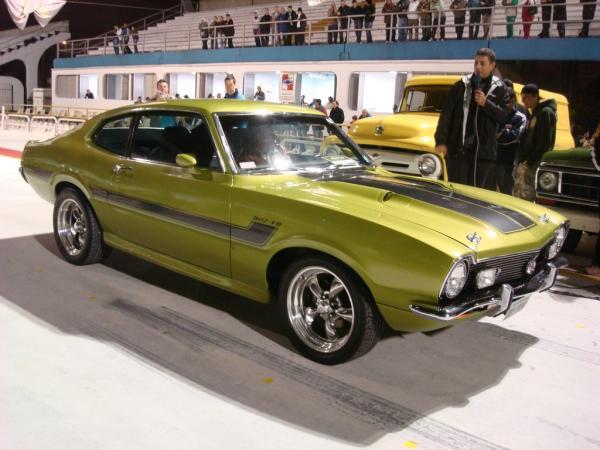 Ford Maverick V6 Limited