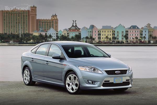 Ford Mondeo 2.0 EcoBoost 200hp AT Sport