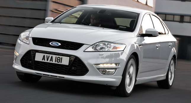 Ford Mondeo 2.0 EcoBoost 240hp AT Sport